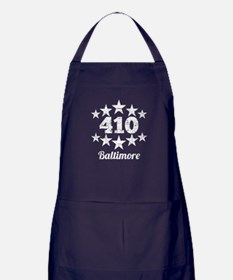 Vintage 410 Baltimore Apron (dark)