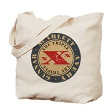 Nashville The Triple Exes Tote Bag