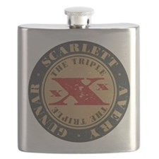 Nashville The Triple Exes Flask