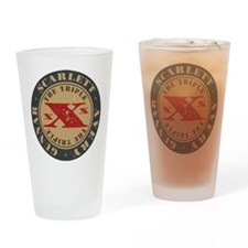 Nashville The Triple Exes Drinking Glass