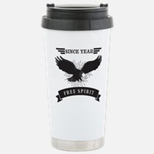 Personalized Birthday E Travel Mug