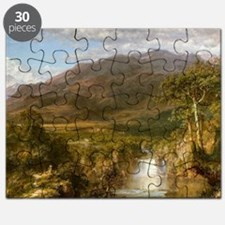Heart Of The Andes Puzzle