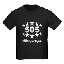 Vintage 505 Albuquerque T-Shirt