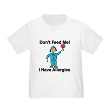 Don't Feed Me T