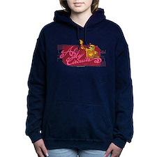Futurama Circuits Women's Hooded Sweatshirt