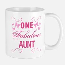 One Fabulous Aunt Mug