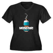 Arrested Development I'm a Monster - Dark Plus Siz