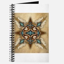 Native American Style Mandala 26 Journal