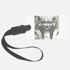 African king Luggage Tag
