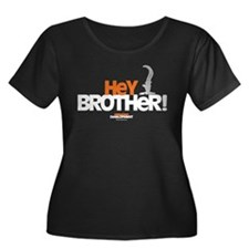 Arrested Development Hey Brother - Dark Plus Size