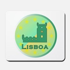 Lisboa Mousepad