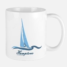 The Hamptons - Long Island. Mug