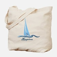 The Hamptons - Long Island. Tote Bag