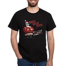 Futurama Robot Santa T-Shirt