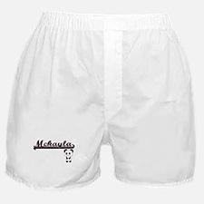 Mckayla Classic Retro Name Design wit Boxer Shorts