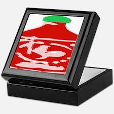 Hot Sauce Keepsake Box