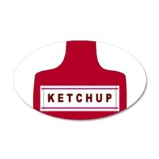 Ketchup Wall Decal