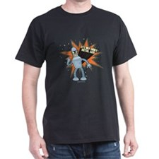 Futurama Bender Bite T-Shirt