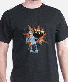 Futurama Bender Shiny T-Shirt