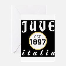 Juventus FC 1897 Greeting Card