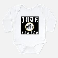 Juventus FC 1897 Long Sleeve Infant Bodysuit