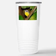 Bananaquit Travel Mug