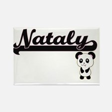 Nataly Classic Retro Name Design with Pand Magnets