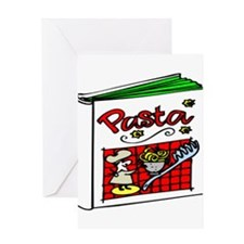 Pasta Greeting Cards