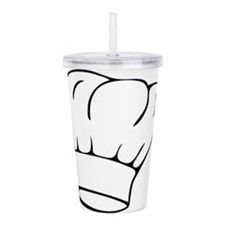 Chef Acrylic Double-wall Tumbler