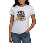 Delattre Family Crest Women's T-Shirt