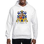 Delattre Family Crest Hooded Sweatshirt