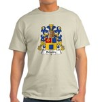 Delattre Family Crest Light T-Shirt