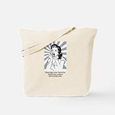 Fangirling Tote Bag