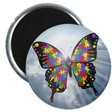 "Cute Autism 2.25"" Magnet (10 pack)"