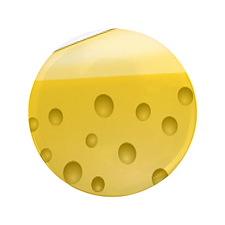 Cheese Chunk Button