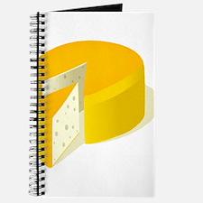 Cheese Wheel Journal