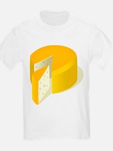 Cheese Wheel T-Shirt
