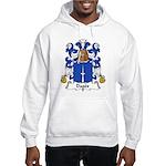 Dages Family Crest Hooded Sweatshirt