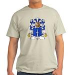 Dages Family Crest  Light T-Shirt