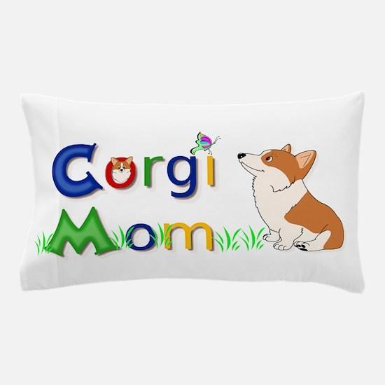 Corgi Mom Pillow Case