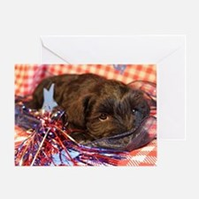 Bentley's 4th of July Greeting Card