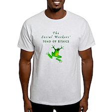 Cute School social worker T-Shirt