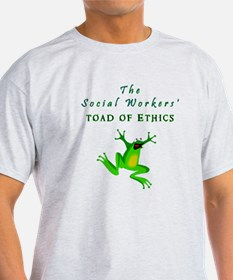 Unique School social worker T-Shirt