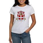 Creton Family Crest Women's T-Shirt