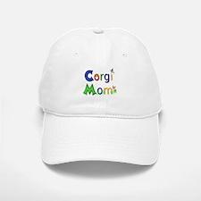 Corgi Mom Baseball Baseball Baseball Cap