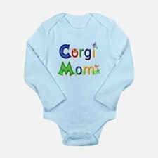 Corgi Mom Body Suit