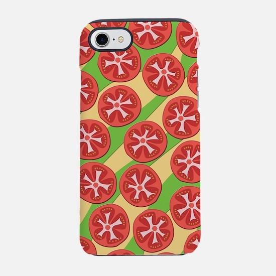 Slice of Tomato Life iPhone 8/7 Tough Case
