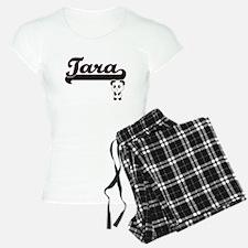 Tara Classic Retro Name Des Pajamas
