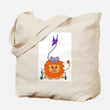 Cute Lion totes Tote Bag