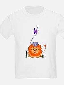 Cute Lion totes T-Shirt